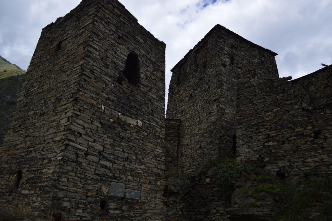 Сторожевые башни