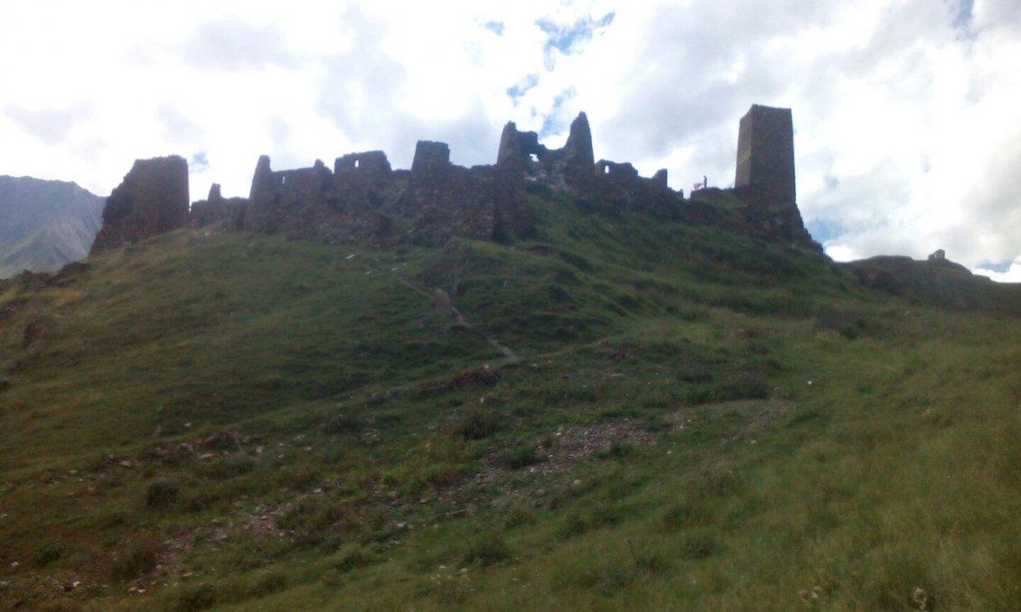 Крепость Закагори