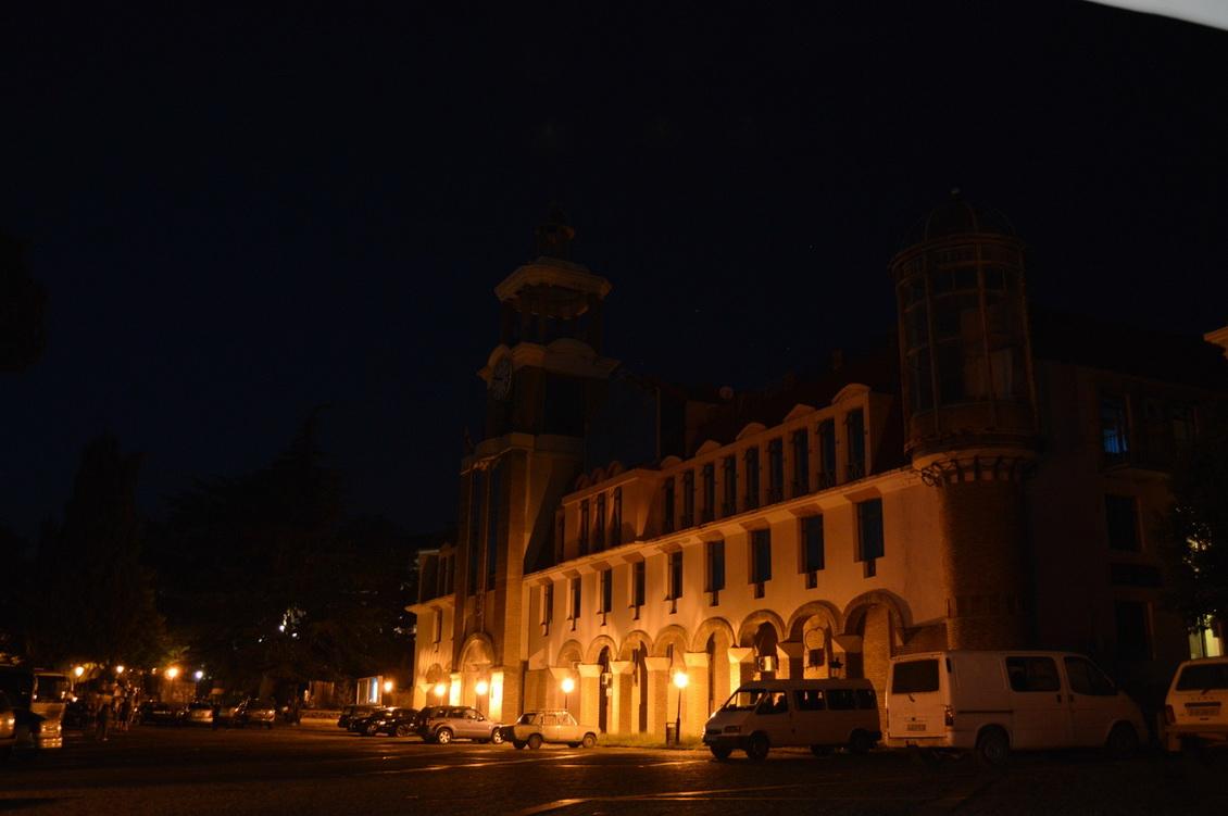 Центральная площадь Сигнахи