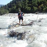 Рыбалка в Геби (Рача, Грузия)