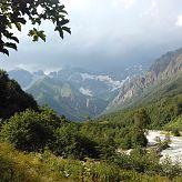 Природа в Геби (Рача, Грузия)