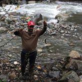 Рыбалка в Раче весной