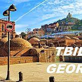 Тбилиси: видео старого города