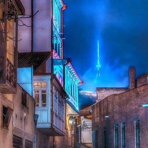 Улочки старого Тбилиси