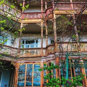 Тбилисские балкончики