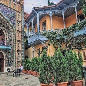 Необычный Старый Тбилиси