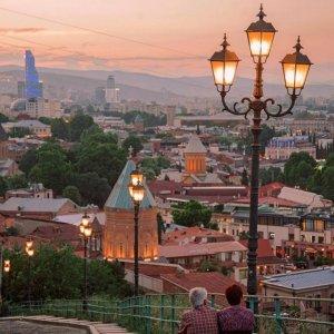 Волшебный Тбилиси