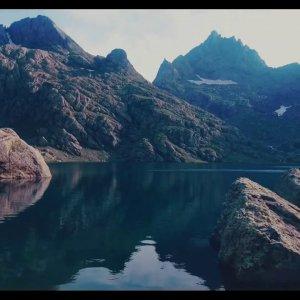 Озеро Тобаварчхили в Грузии - рай на земле