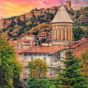 Прекрасный Тбилиси