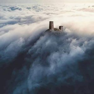 Парящие башни Тушети