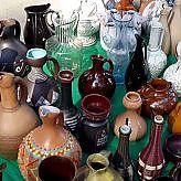 Рынки Тбилиси: продуктовый и блошиный