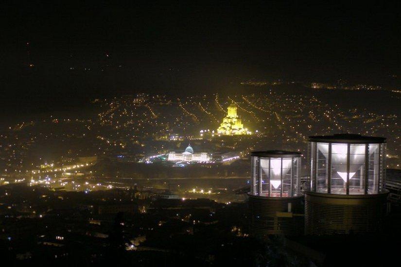 Отдых в Тбилиси в марте