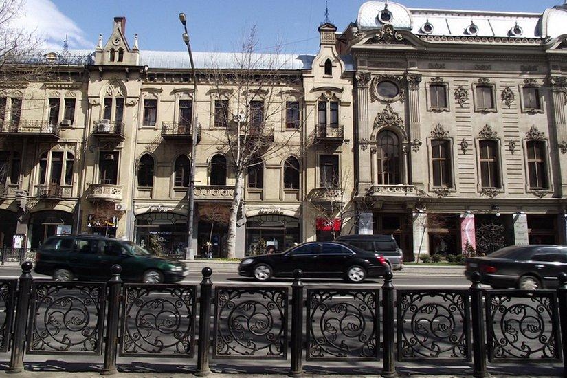 Главный проспект города