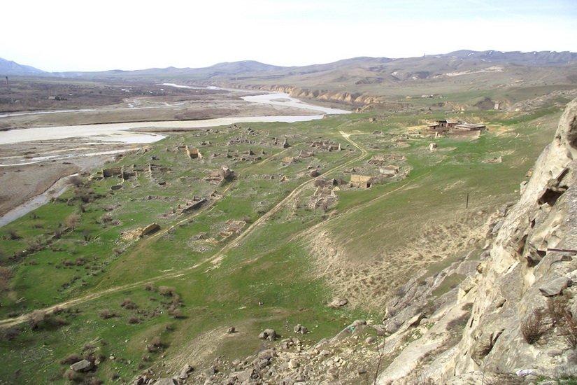 Пещерный город Уплесцихе