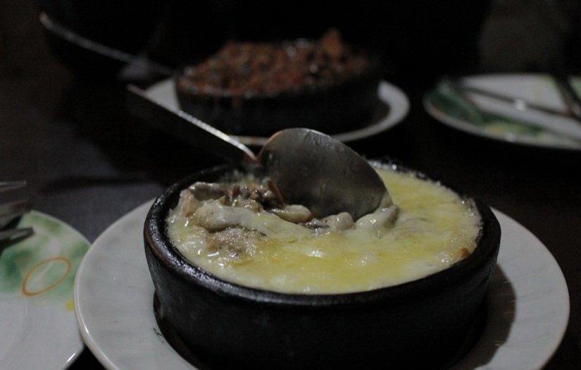 Национальные грузинские блюда