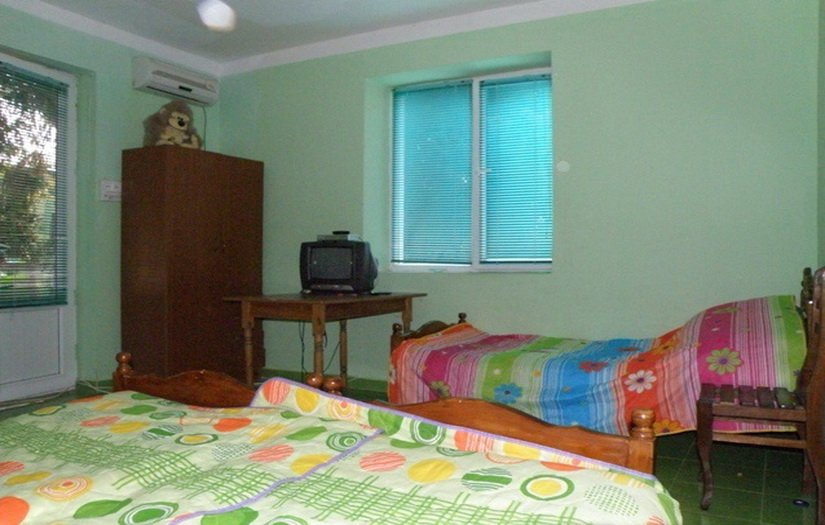 Комната, в которой мы жили
