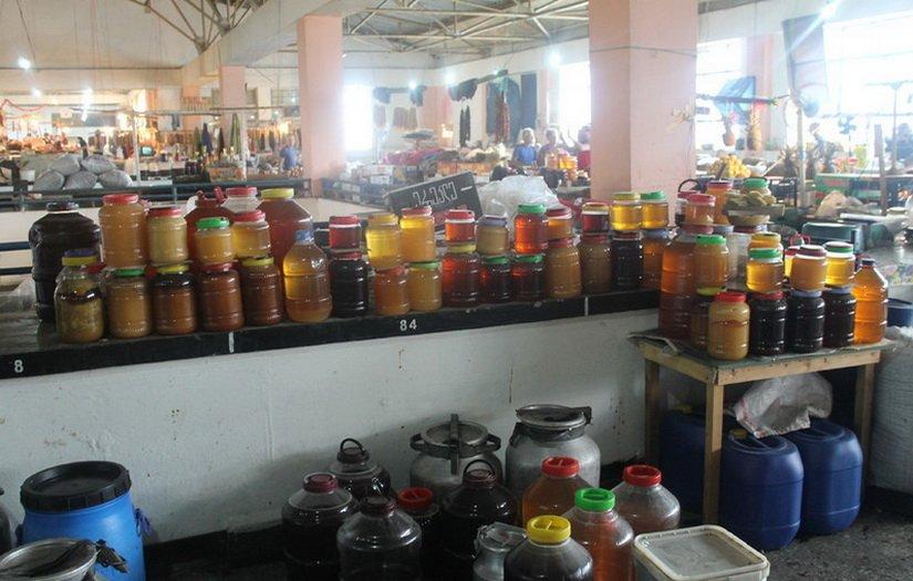 Продажа домашнего вина и мёда
