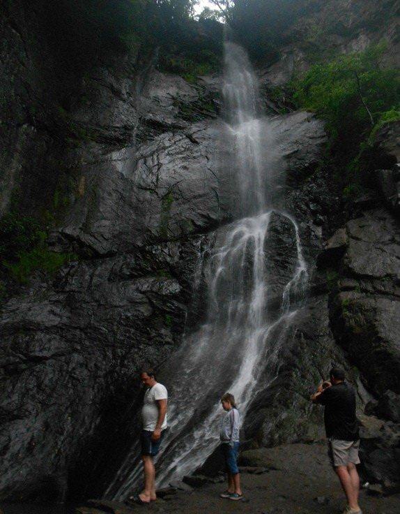Водопад принцессы Тамары