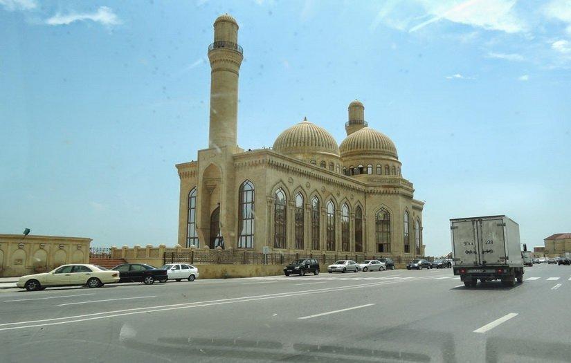 Мечеть в Азербайджане