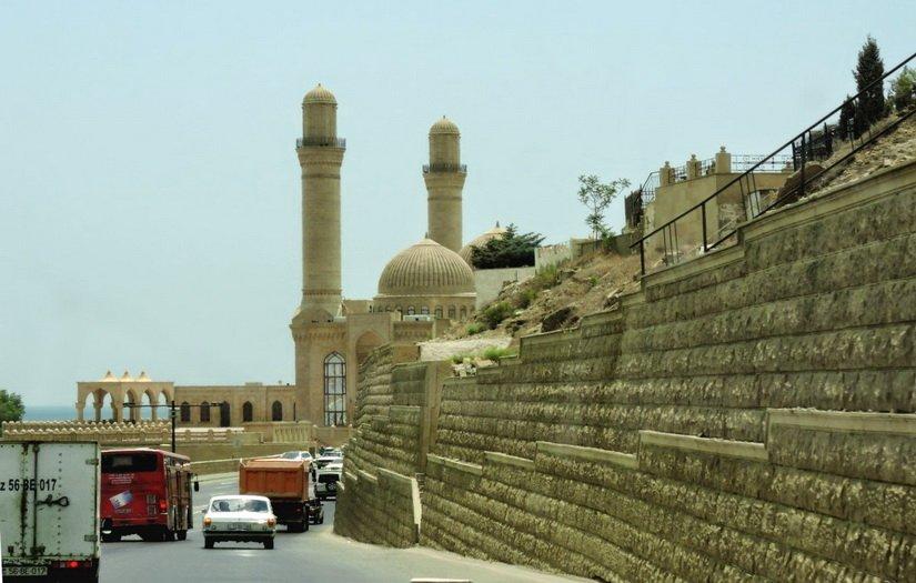 Мечеть у дороги