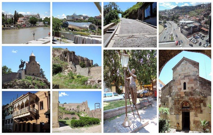 Фотографии Тбилиси
