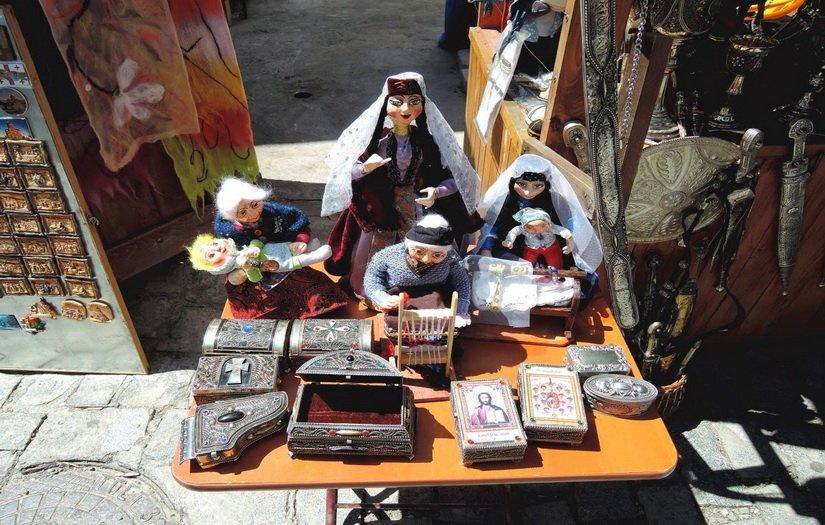 Грузинские куклы