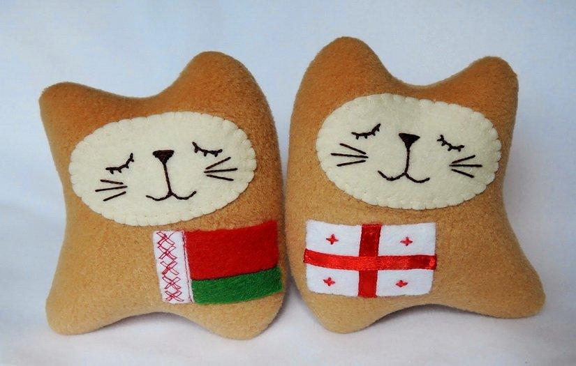 Дружба Беларусии и Грузии