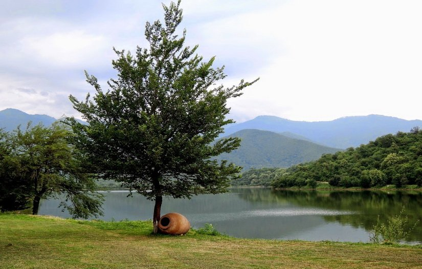 Фото Кварельского озера