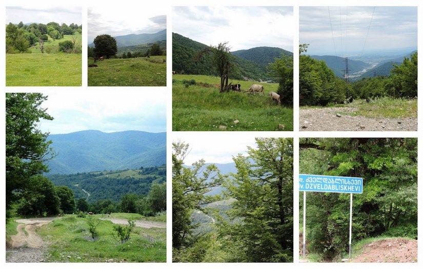 Фотографии природы Грузии