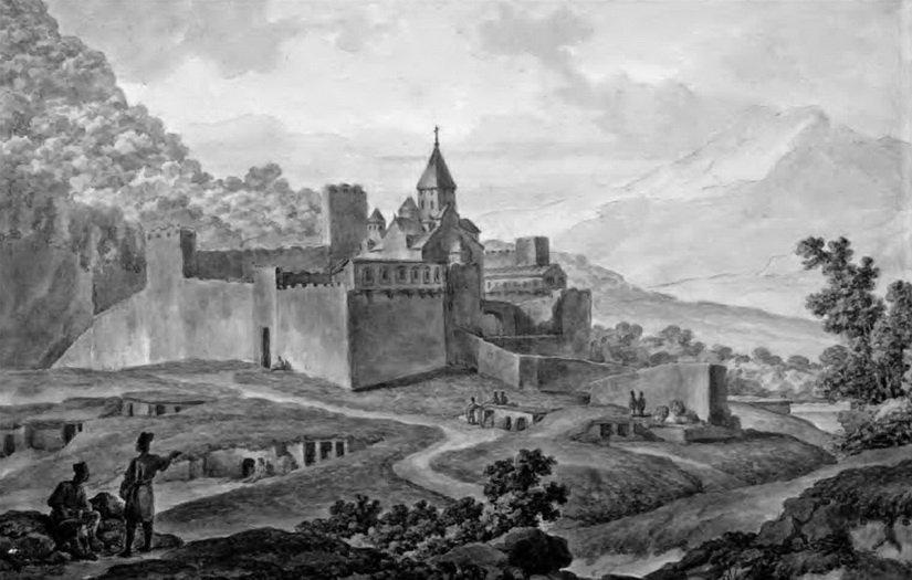 Как раньше выглядела крепость