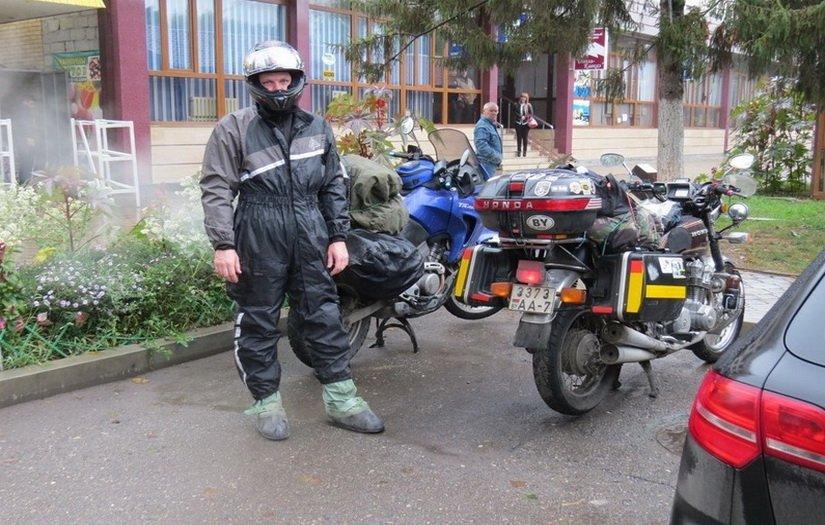 Экипировка мотоциклов