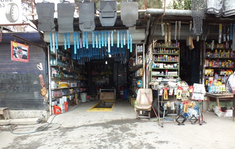 Авторынок в Тбилиси