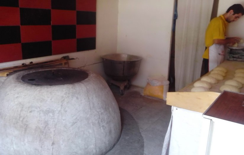 Грузинская пекарня