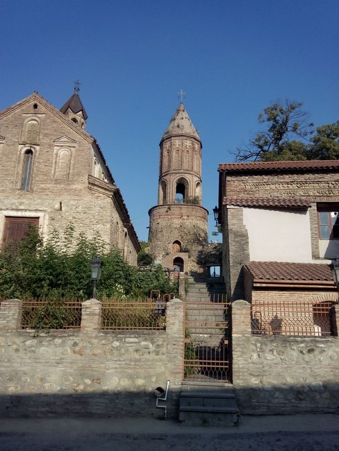 Церковь в Сигнахи