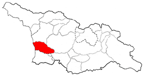 Карта Гурии