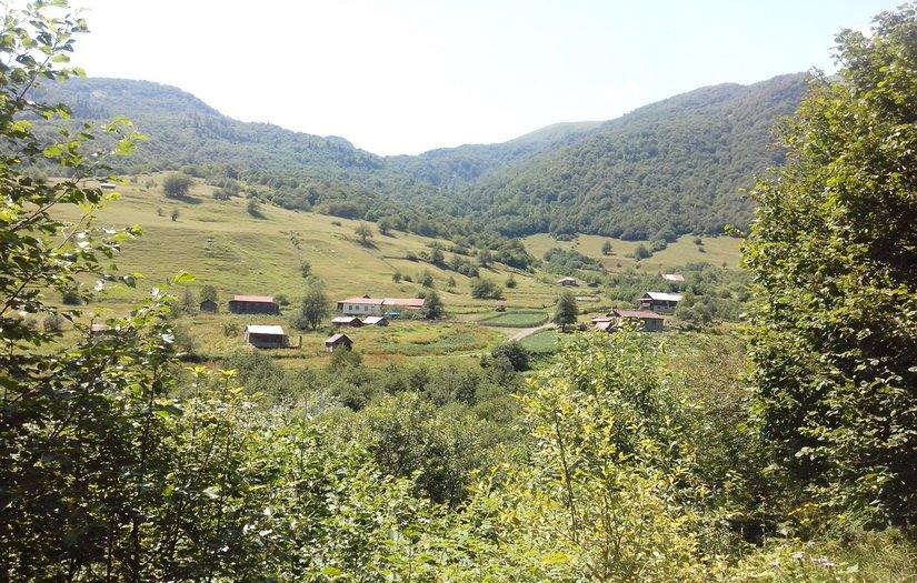 Деревня Гона