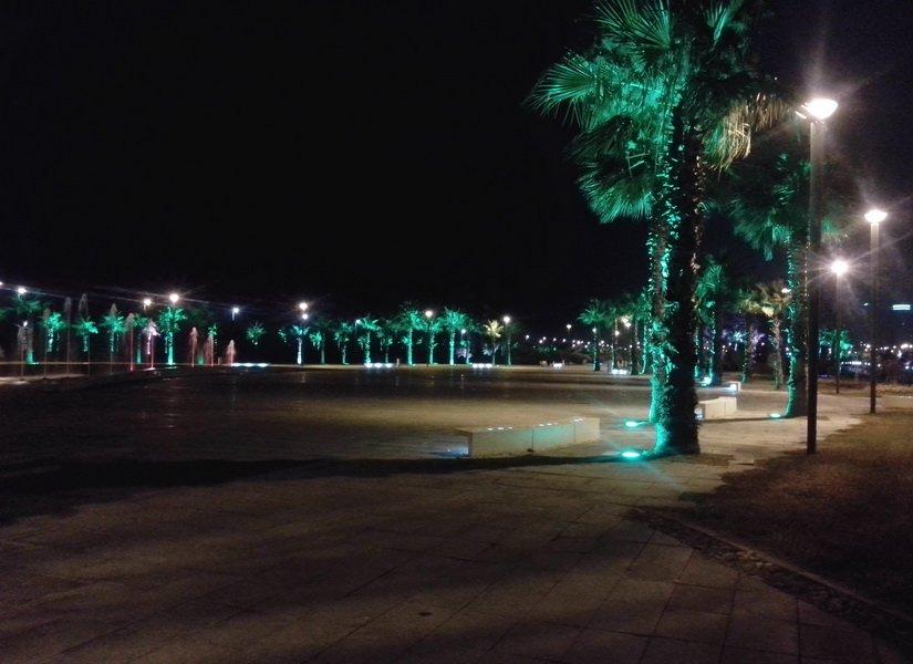 Новый бульвар Батуми