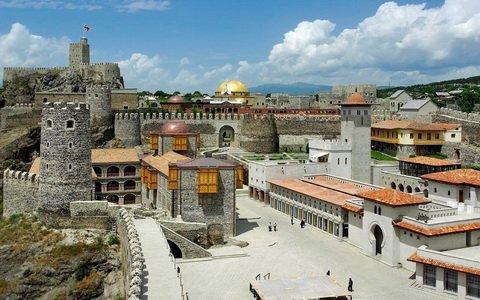 Ахалцихская крепость Рабат