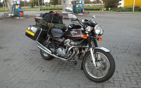 Отчет о поездке на мотоцикле в Грузию. Часть 1: Минск-Граница Грузии