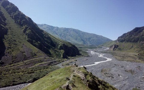 Поездка в Грузию на машине: Военно-грузинская дорога