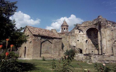 Монастырь в Ниноцминде