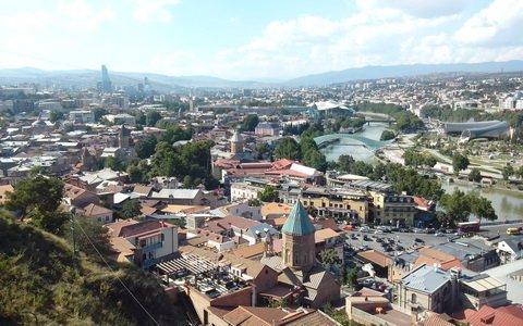 Веб камера в Тбилиси