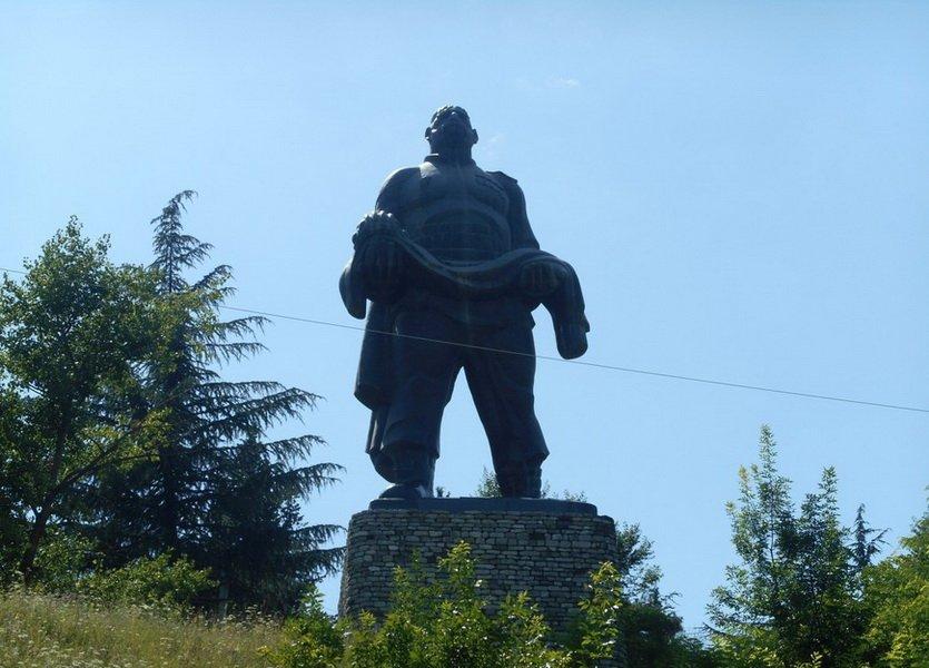 Памятник Отец Солдата